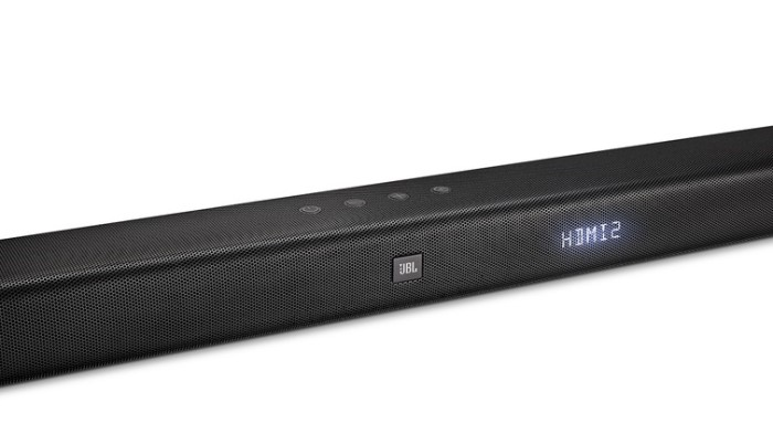 JBL BAR 3.1_Subwoofer Display