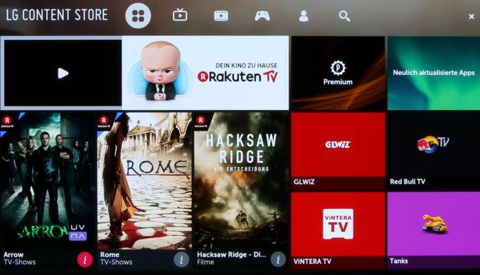 LG OLED55C7D Screenshot 10