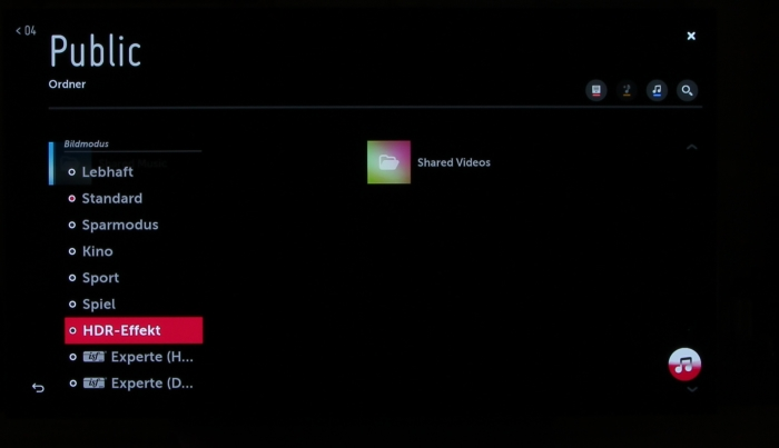 LG OLED55C7D Screenshot 15