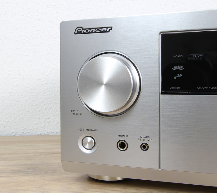 Pioneer-VSX-LX302-Bedienelemente-Front2