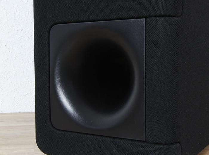 Yamaha-YAS-207-Sub-Bassreflexrohr