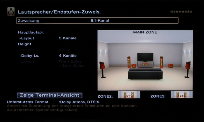 Marantz SR 7012 Screenshot18