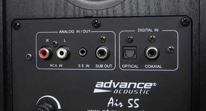 Advance-Acoustic-Air-55-Master-Anschluesse1