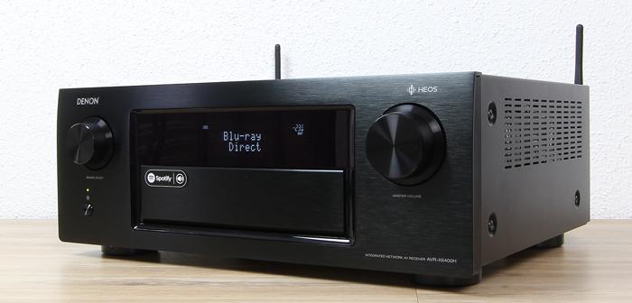 Denon-AVR-X6400H-Front-Seitlich1