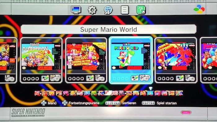 Nintendo SNES Classic Mini 05