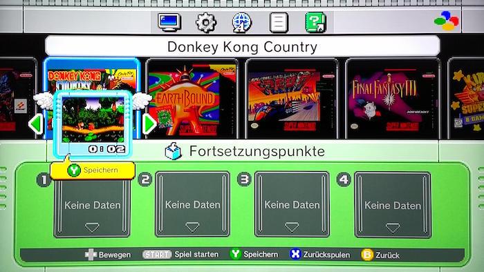 Nintendo SNES Classic Mini 06