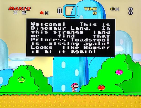 Nintendo SNES Classic Mini 07