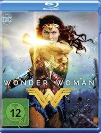 Wonder Woman Blu-ray Disc