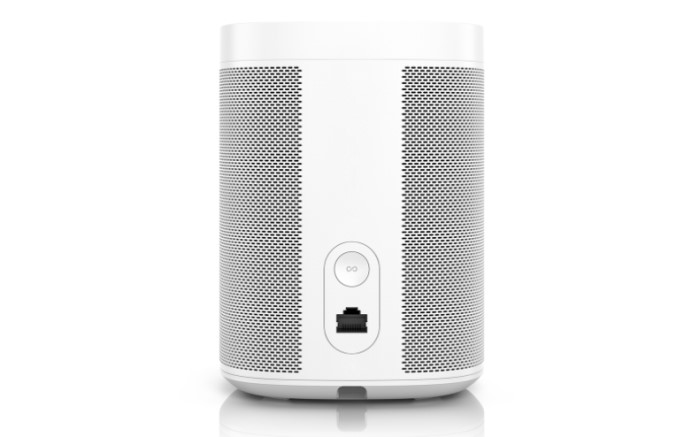 sonos one back