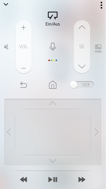 Samsung The Frame App Remote