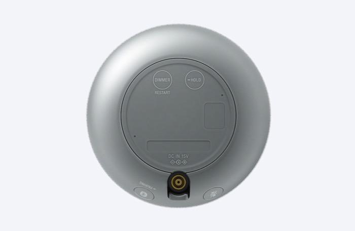 Sony LF-S50G oben