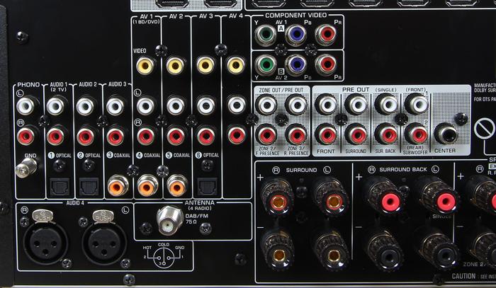Yamaha-RX-A3070-Anschluesse-Rueckseite2