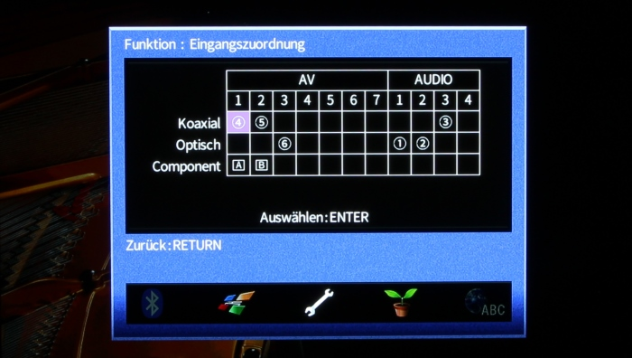 Yamaha RX-A3070 Screenshot 10