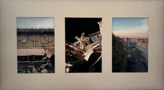 samsung frame eigene collage