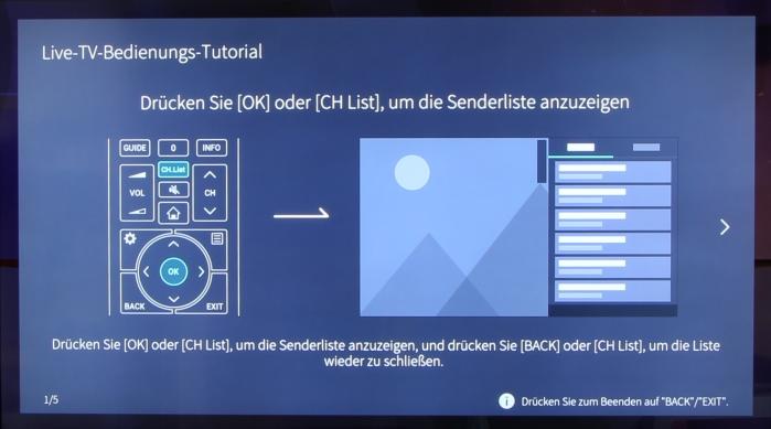Hisense H55NU8700 Screenshot 12