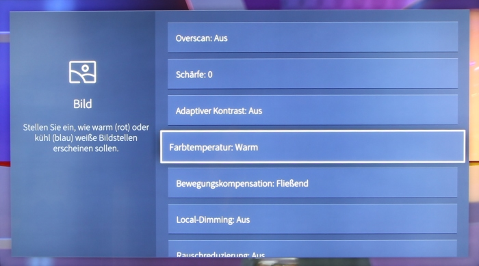 Hisense H55NU8700 Screenshot 14