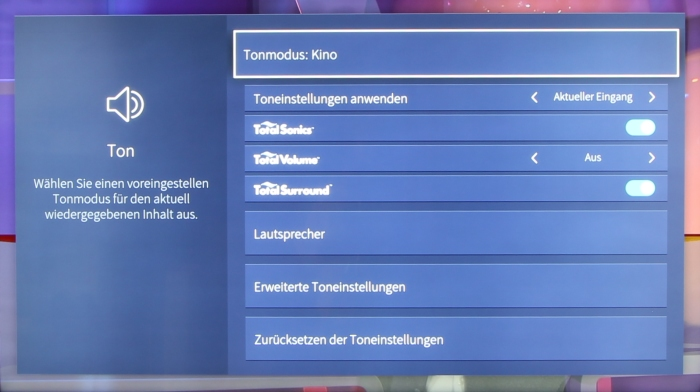 Hisense H55NU8700 Screenshot 16