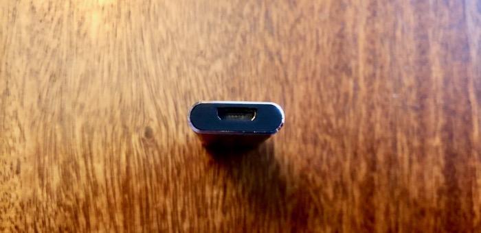 Ultrasone Naos USB Anschluss
