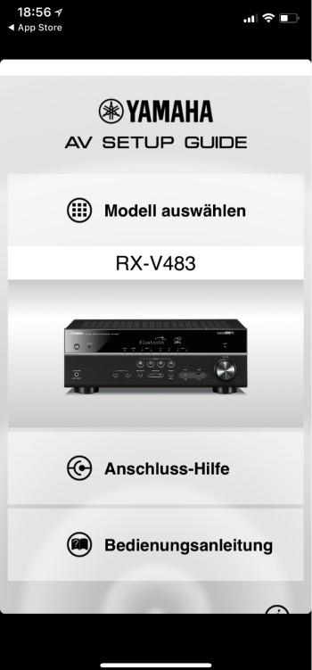 Yamaha RX-V483_Setup2