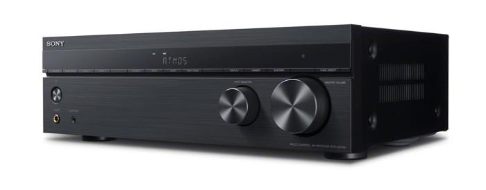 CES 2018 Sony STR-DH790