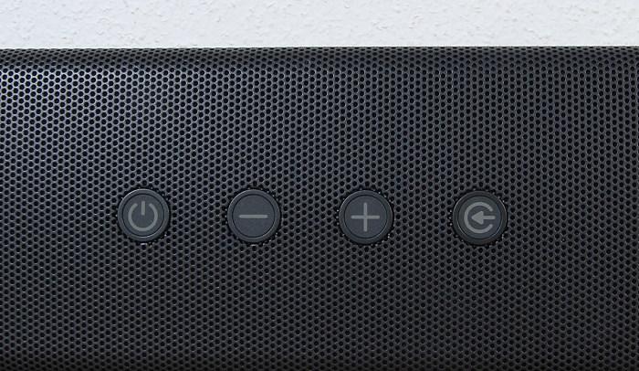 JBL Bar 5.1 Soundbar Bedienelemente