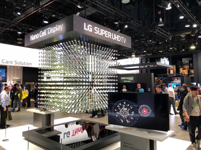 LG Super UHD TV CES2