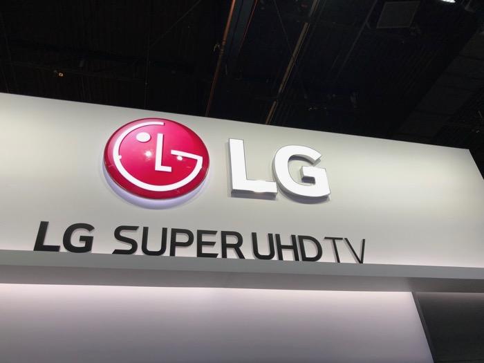 LG Super UHD TV Logo
