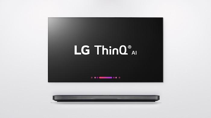 LG W8 ThinQ OLED 2018