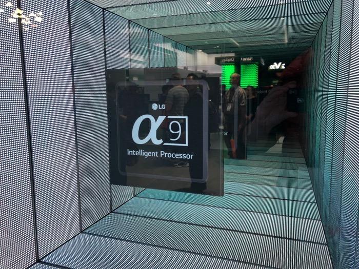 LG a9 CPU