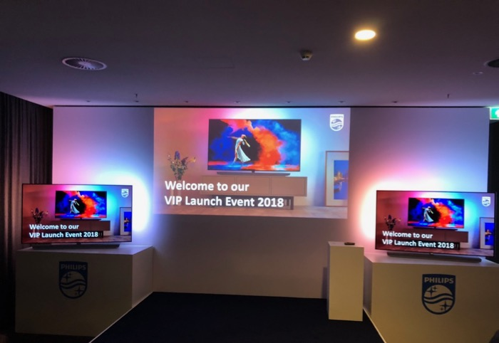 Philips Launch Event