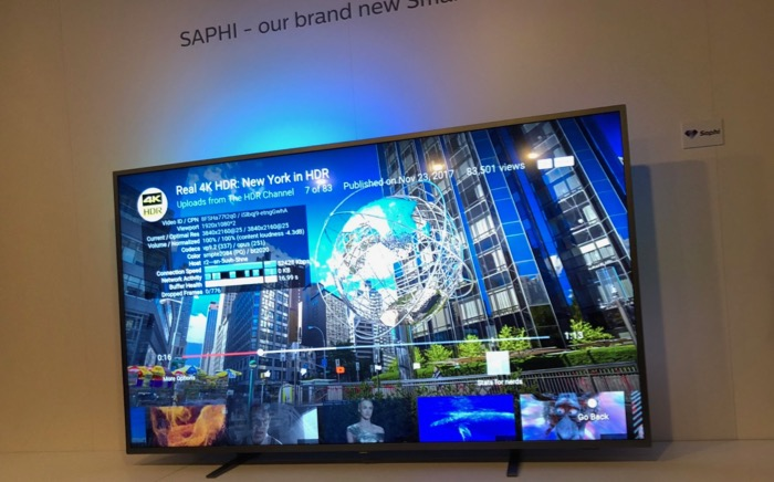 Philips Smart 4K Streaming Info