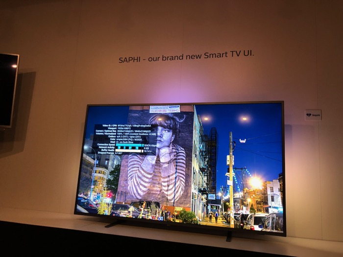 Philips Smart 4K Streaming complete
