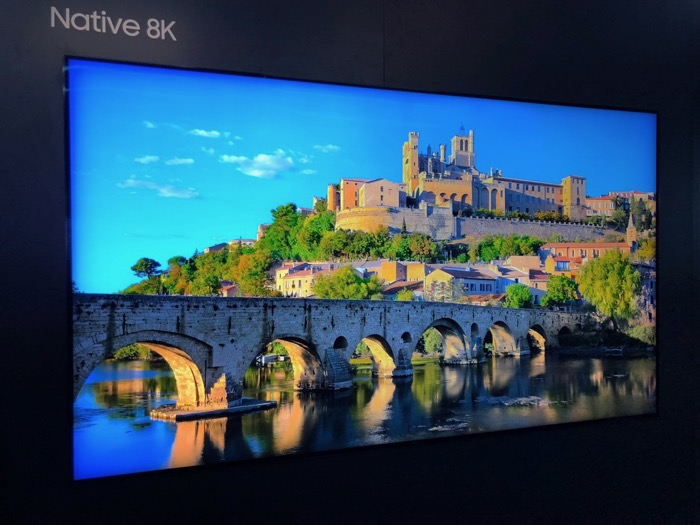 Samsung Native 8K