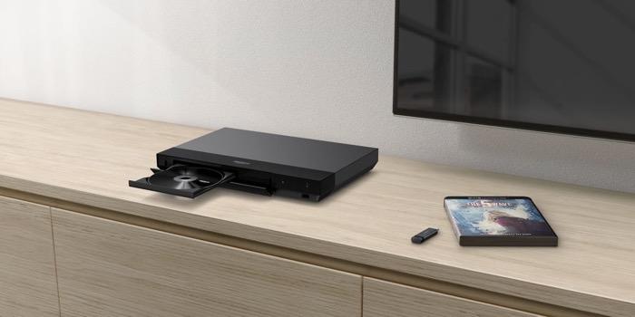 Sony CES 2018 X700 Lifestyle