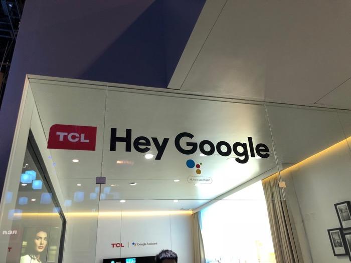 TCL Google Assistant