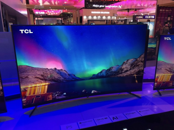 TCL P5 Curved