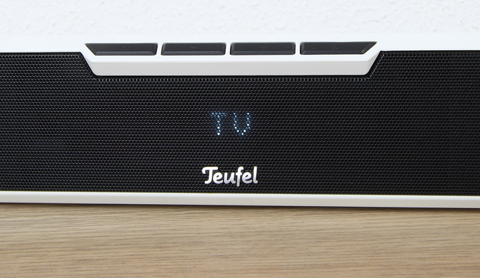 Teufel-Cinebar-Duett-Soundbar-Display