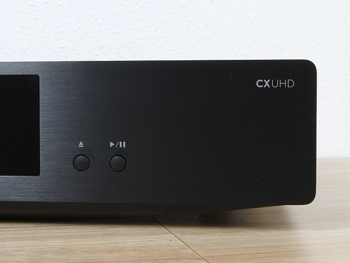 Cambridge Audio CX UHD Bedienelemente Front2