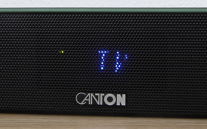 Canton DM 5 Display