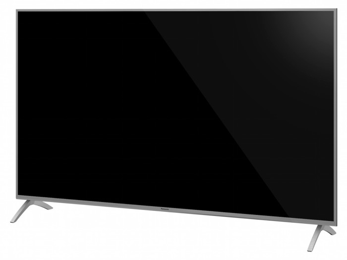 Panasonic 2018 LCD FXW724 schraeg