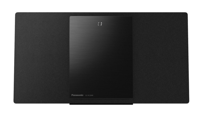 Panasonic 2018 Micro System black
