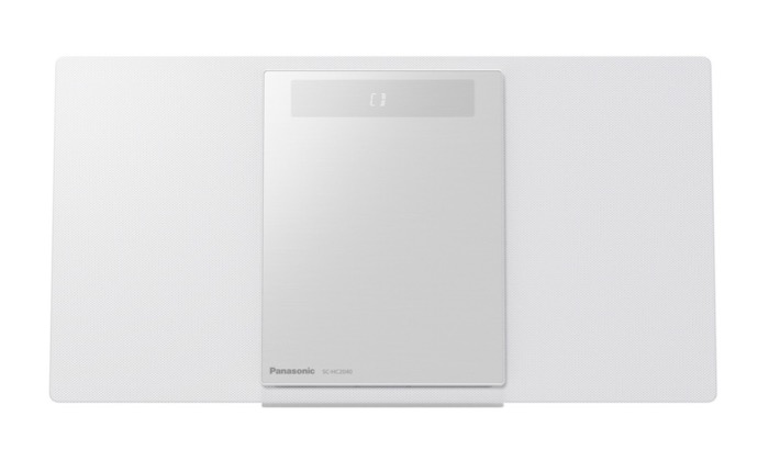 Panasonic 2018 Micro System weiß front