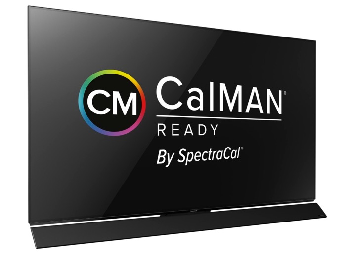 Panasonic FZW954 CalMAN