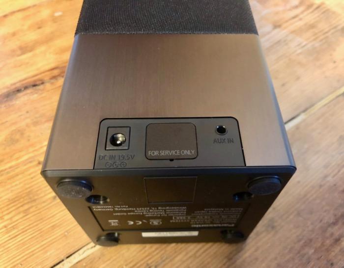 Panasonic GA10_Anschluesse