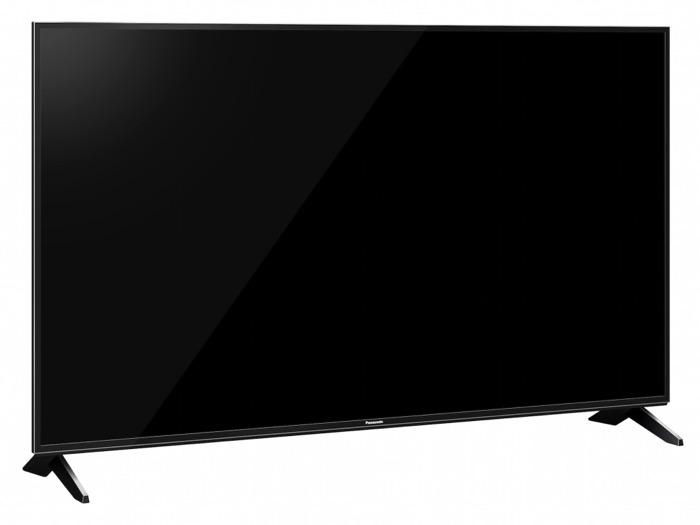 Panasonic LCD 2018 FXW654 Schraeg2