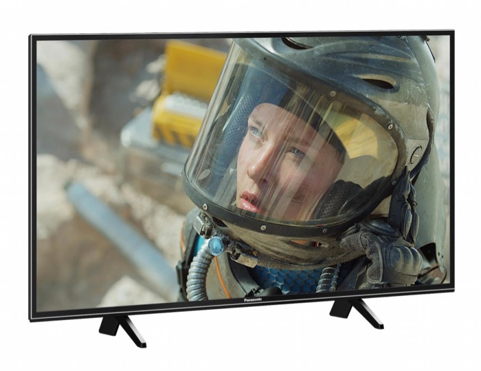 Panasonic LCD 2018 FXW654 schraeg1