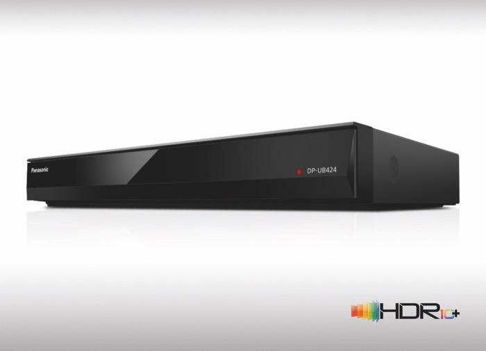 Panasonic UHD BD Player 424 HDR10plus