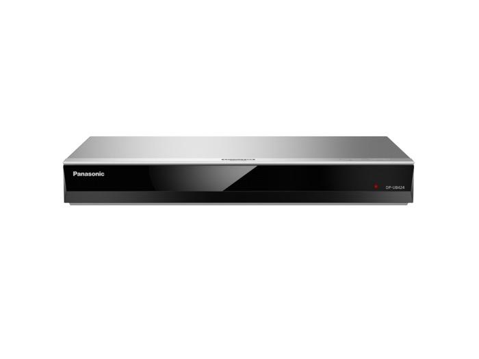 Panasonic UHD BD Player 424 silver