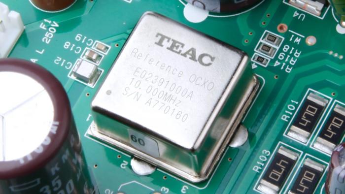 TEAC_CG-10M OXCO Oscillator