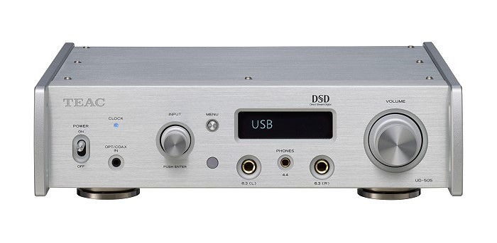 TEAC_UD-505-S Front